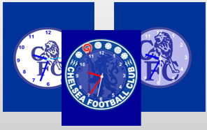 Chelsea Clock Wallpaper
