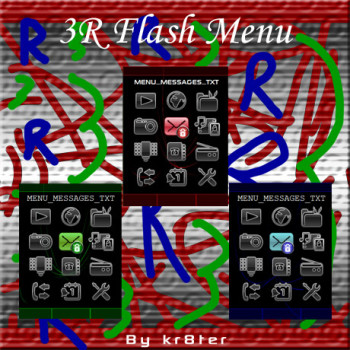 3R Flash Menu
