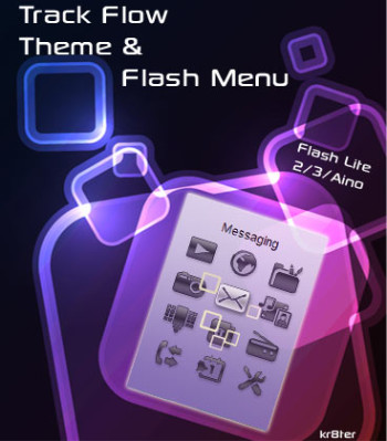 Track Flow Theme & Flash Menu