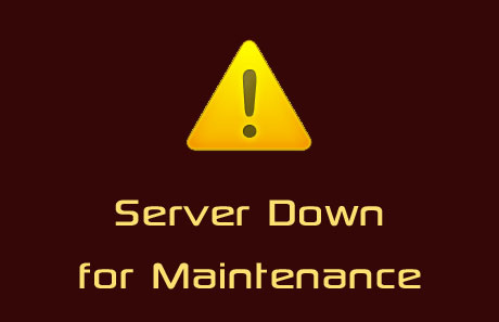 how to turn minecraft server in maintenance